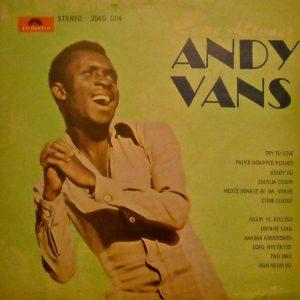 Andy Vans - Come Closer